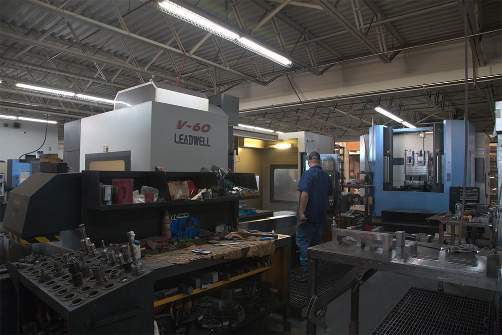 Dynco Manufacturing Facility