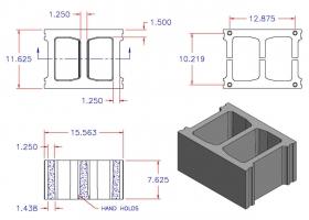 D12816-2259 Pear Core Stretcher