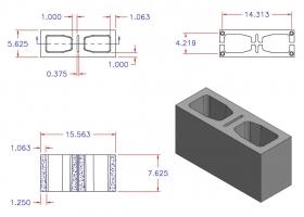 D6816-2605 Pear Core Breaker
