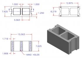 D8816-1210 Square Core Stretcher