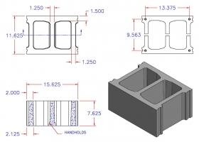 DC12816-2265 Pear Core Stretcher