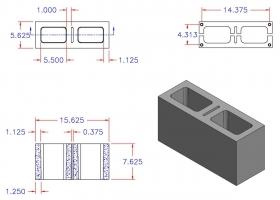 DC6816-1626 Square Core Breaker
