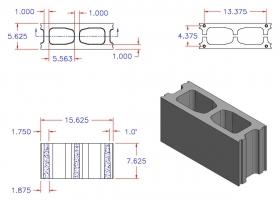 DC6816-2225 Pear Core Stretcher
