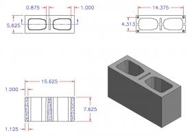 DC6816-2685 Pear Core Breaker
