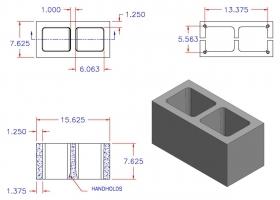 DC8816-1101 Square Core Plain End