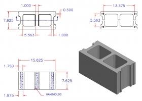 DC8816-1210 Square Core Stretcher