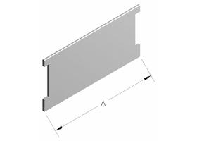 Model 1600 Inside Partition Plate