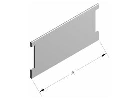 Model 22 & 16 Inside Partition Plate
